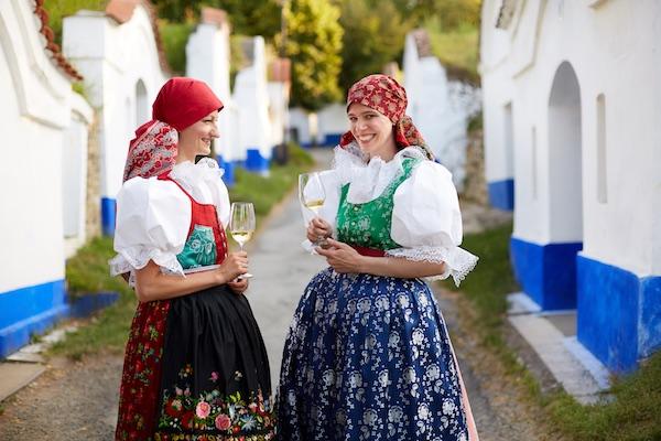 South Moravian Girls
