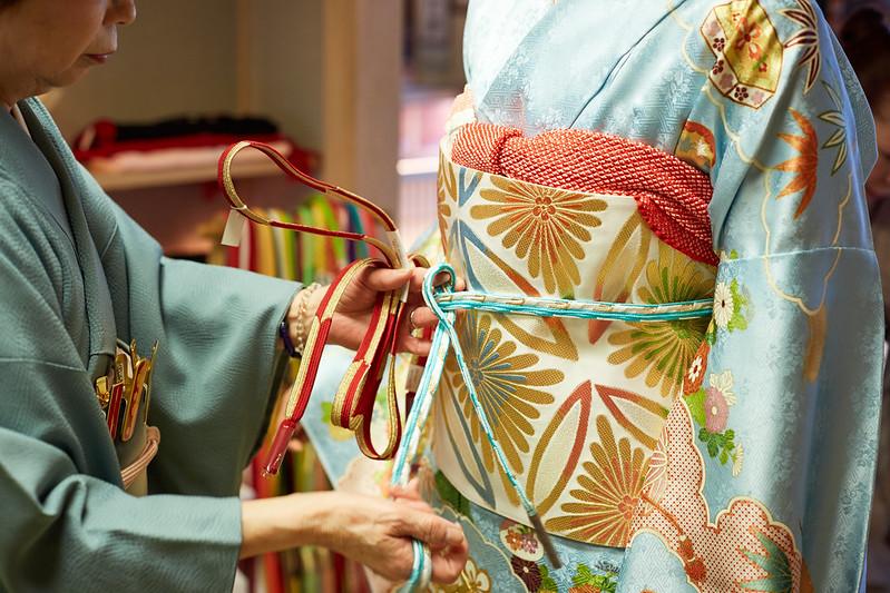 Furisode Kimonos